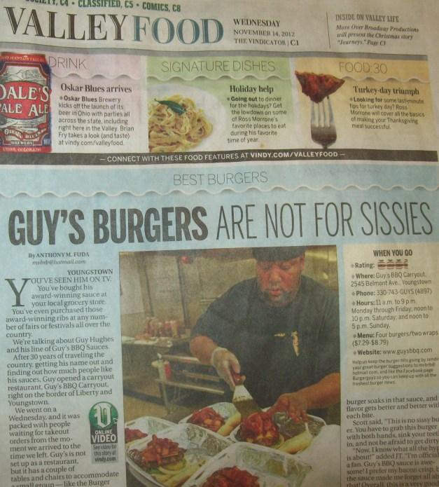 Guy's BBQ