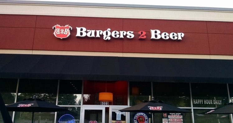 Burgers2Beer - Highland Heights OH 2